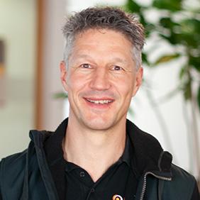 Portrait Ekkehard Gümbel, Leiter Inbound Marketing, Kampagnen & Automation